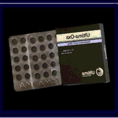 Buy Ultima-Oxa from Ultima Pharmaceuticals online in USA now